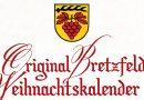 6. Auflage des Original Bretzfelder Adventskalender