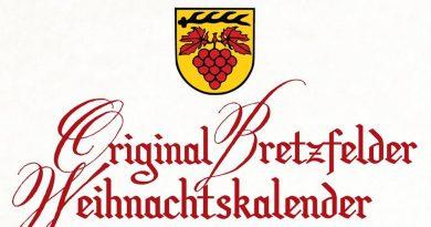 7. Auflage des Original Bretzfelder Adventskalender