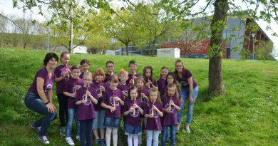 Im April startet ein neuer Flötentreff für Anfänger!