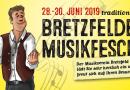traditionelles Bretzfelder Musikfescht vom 28.-30. Juni
