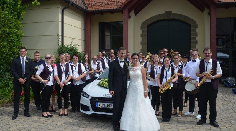 Hochzeit von Samantha und Marco Roll