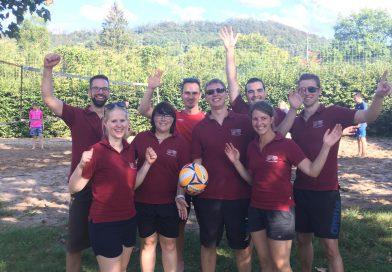 Beachvolleyball-Turnier 2019
